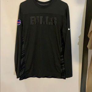 Men's buffalo bills long sleeve tee